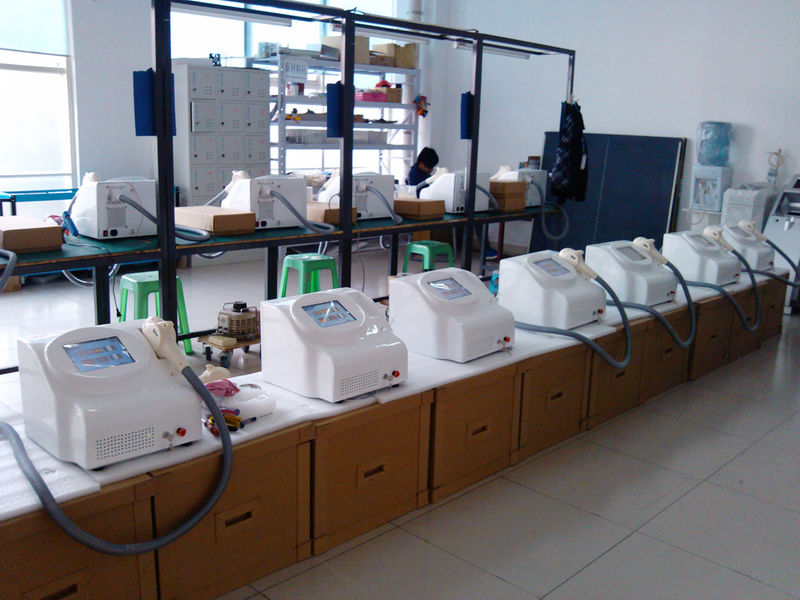 GTO Science & Technology Co., Ltd factory production line